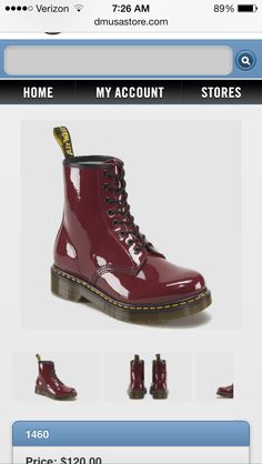 I want these #DrMartens... Gotta be #Versatile... Speaking this into existence...