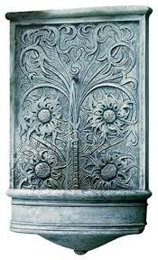Andalusian designs: tile, water features, court yards - Water feature