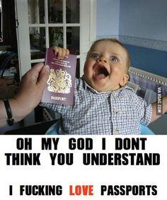 The joy of passports