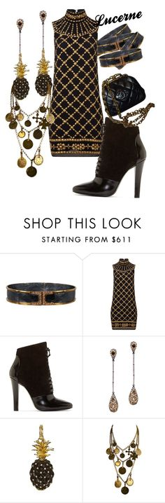"""Brussels"" by rellenj ❤ liked on Polyvore featuring мода, Marika, MICHEL KLEIN, 3.1 Phillip Lim, Yves Saint Laurent и Chanel"