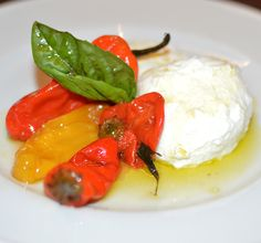 Fior di Latte Mozzarella from Tutto Italia in Italy in Epcot