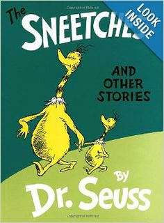 The Sneetches and Other Stories: Dr. Seuss: 9780394800899: Amazon.com: Books