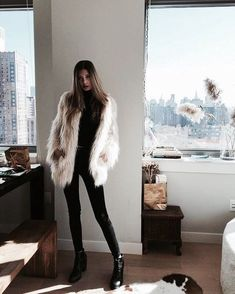 Looks Style, Looks Cool, Fall Winter Outfits, Autumn Winter Fashion, Winter Style, Fashion Outfits, Womens Fashion, Fashion Tips, Fashion Trends