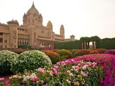 Heritage Hotels in India: Hotel Umaid Bhawan Palace Jodhpur