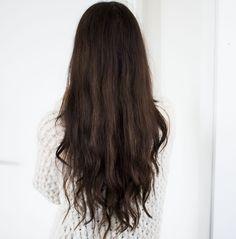 Beautiful long hair!