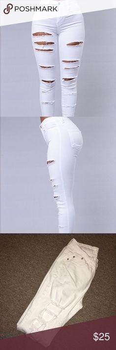 Fashion Nova high waisted jeans Discount available for multiple items Fashion Nova Jeans Skinny