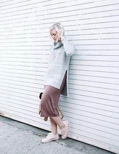 Colour Me Classic | Turn a Dress into a Skirt