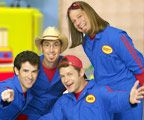 Disney.com Imagination Movers coloring pages for the kids.