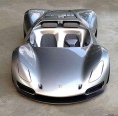 Porsche 903 concept by Tom Harezlak