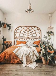 Home Interior Living Room .Home Interior Living Room Boho Bedroom Diy, Bohemian Bedrooms, Boho Room, Room Ideas Bedroom, Home Bedroom, Bedroom Inspo, Bedroom Designs, Boho Bedrooms Ideas, Modern Bedroom