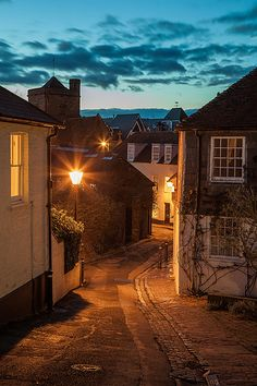 Lewes, East Sussex, UK (East Sussex is the best county of England, just saying... <3)