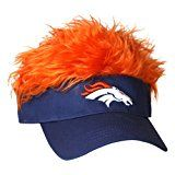 Denver Broncos Hair