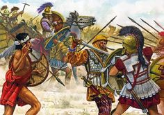 The Battle of Cunaxa was fought in 401 BC between Cyrus the Younger and his elder brother Arsaces, who had inherited the Persian throne as Artaxerxes II in 404 BC. The great battle of the revolt of Cyrus took place 70 km north of Babylon, at Cunaxa (Greek: Κούναξα), on the left bank of the Euphrates River.