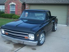 1968 Chevy C10 Short Step
