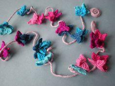 Viola ... Freeform Crochet by irregularexpressions on Etsy