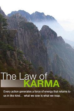 Law of Karma(3)