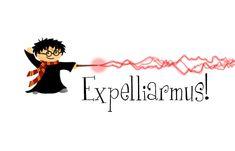 Expelliarmus by Whisperwings.deviantart.com on @DeviantArt