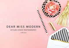 Chic 3 by DEAR MISS MODERN on @creativemarket