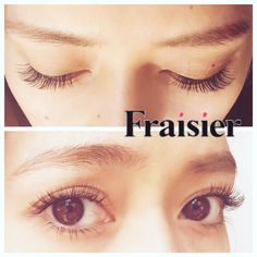 @fraisier_のInstagram写真をチェック • いいね!171件 K Beauty, Beauty Trends, Beauty Makeup, Eye Makeup, Beauty Hacks, Hair Makeup, Hair Beauty, Eyelash Extensions Styles, Korean Makeup