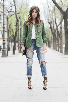#classic #casual #denim #utility #jacket