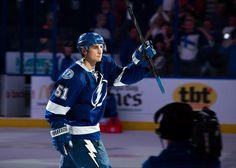 Filppula totally deserving of 1st Star of the game: Lightning vs. Ducks - 11/14/2013. 2 goals & an assist. Lightning win 5-1!