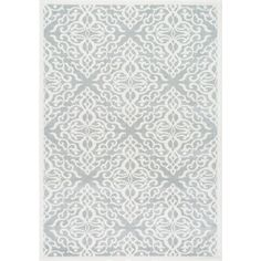 nuLOOM Transitional Modern Fancy Silver Rug (5'3 x 7'9) - Overstock Shopping - Great Deals on Nuloom 5x8 - 6x9 Rugs