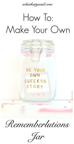 Tired of New Year resolutions? How about somthing different and more positive? Here is my 'How To Make Your Own New Year Rememberlutions Jar' post! How To Introduce Yourself, Finding Yourself, Make It Yourself, Old Greeting Cards, Pretty Notes, Best Pens, Feeling Lost, Make Your Own, How To Make
