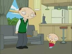 Image result for out i am the monarch of the sea family guy stu sex