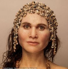 Ms Daynès seeks to reveal the secrets of ancient bones and give ancient humans, such as this Homo sapien from Cop Blanc in France, their face, identity and humanity back  Read more: http://www.dailymail.co.uk/sciencetech/article-2623485/Face-face-ancient-ancestors-Palaeoartist-brings-human-evolution-life-amazingly-realistic-sculptures.html#ixzz31EcB3KZ7  Follow us: @MailOnline Pics Pics on Twitter   DailyMail on Facebook