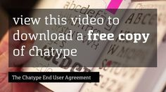 Chatype - The offici