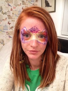Love face paint!