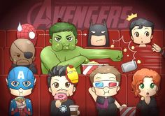 """""""This is exactly what the Avengers premiere was like."""" -Robert Downey Jr."""