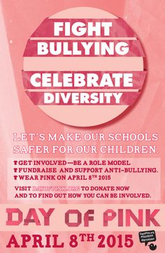 Support #DayofPink on April 8th and Support Inclusion and Tolerance  http://www.miratelinc.com/blog/support-dayofpink-on-april-8th-and-support-inclusion-and-tolerance/  #CSR