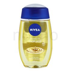 Nivea Natural Oil Shower Oil For Dry Skin (Oil Shower) 6.7 oz