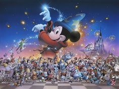 Disney Cartoon Diamond Painting Mickey Full Drill DIY Mosaic Diamond Embroidery Cross Stitch Kits Home Bedroom Wall Decor Painting Disney Mickey Mouse, Minnie Mouse, Arte Disney, Disney Magic, Disney Art, Disney Pixar, Disney Characters, Disney Wiki, Disney Bound