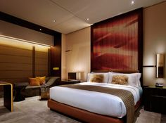 W Guangzhou Glyph Fire Room Room by Glyph Design Studio UK