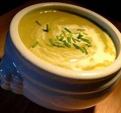 soupe poireaux carotte thermomix