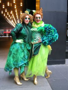 Emerald City citizen costume ideas for #OzWiz                                                                                                                                                     More