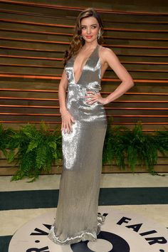 Miranda Kerr | 57 Awesome Oscars After-Party Dresses The Stars Partied In Last Night