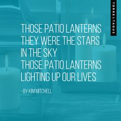 High Quality A Great Song That Fits With A Summer Patio Theme! Released In June Of 1986  · Patio Lanterns