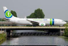 transavia Boeing 737-8K2 aircraft picture