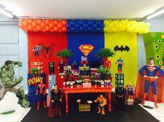 Temas de Meninos para Festas - Kifulia Festas Infantis - Blumenau