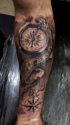 Anker Tattoo, History Tattoos, Armband Tattoo, Archer, Geo, Sleeve Tattoos, Mary Janes, My Photos, Tattoo Designs
