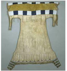Cheyenne dress. baltimore Mus. Art ac