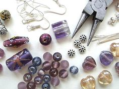 Jewellery & jewellery making