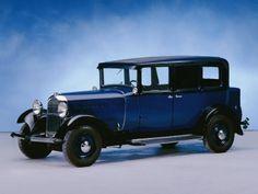 Citroën Type C6G Conduite Intérieure '10.1931–32