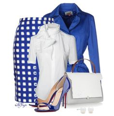 Chic Office Dress Code - Editor's Style - Page 28 of 33 - Fashion Style Mag