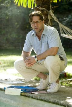 Russell Crowe in 'A Good Year.'