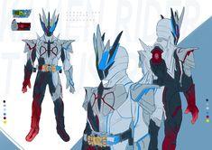 Dark Warrior, Zero One, Kamen Rider Series, Anime Characters, Fictional Characters, Character Design, Batman, Superhero, Poster