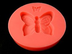 Silikonformen - 3D Silikonform Schmetterling - ein Designerstück von luflom-design bei DaWanda